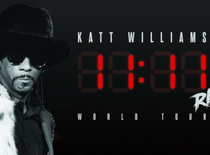 Katt Williams 11:11 RNS World Tour