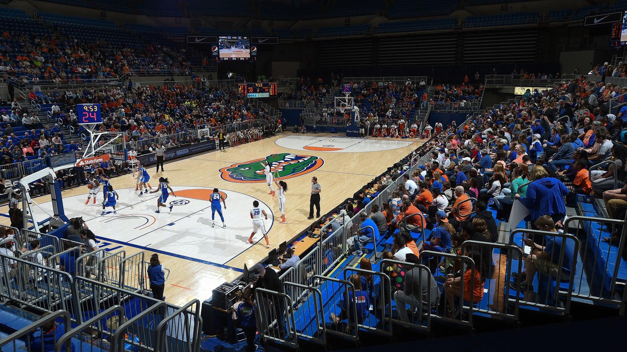 Florida Gators Womens Basketball vs. Samford Bulldogs Womens Basketball