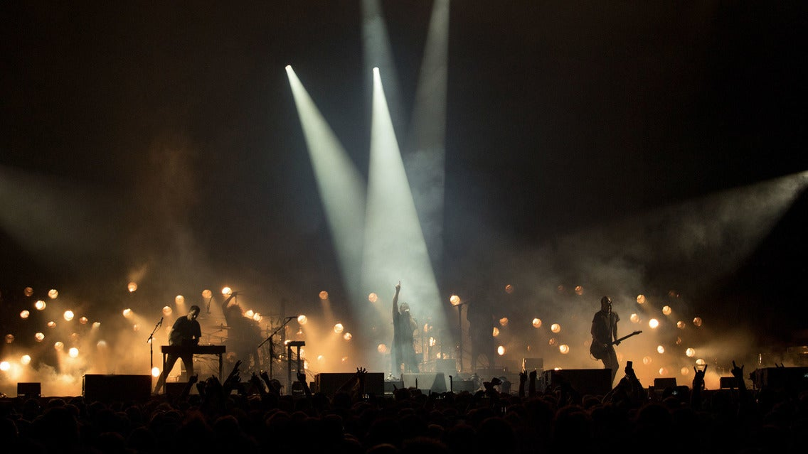 Nine Inch Nails: Cold and Black and Infinite North America 2018