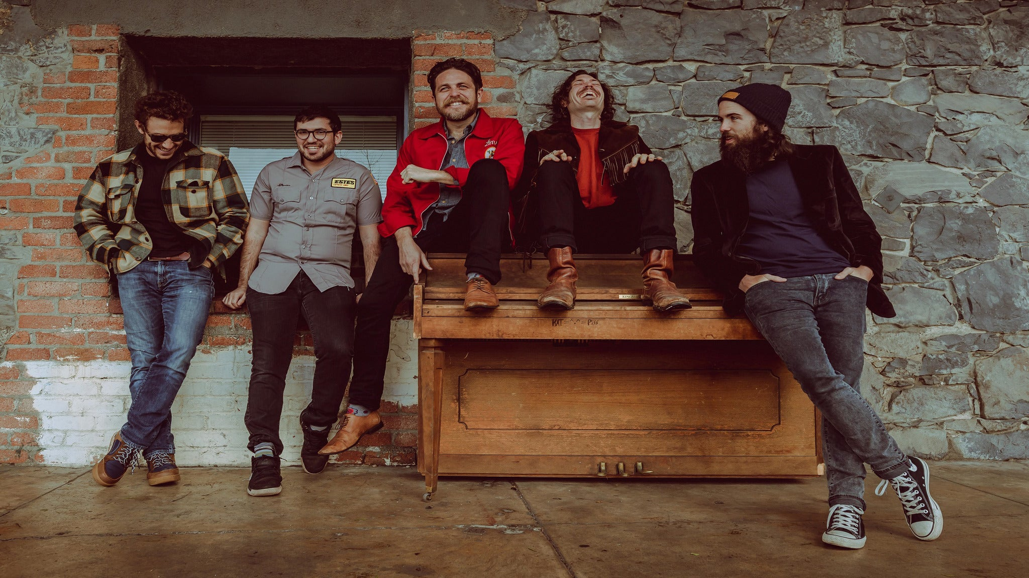 91.3 KBCS Presents: The Brothers Comatose w/ Goodnight, Texas