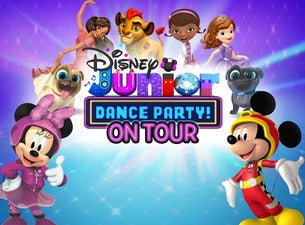 Disney Junior Dance Party On Tour Pres. by Pull-Ups® Training Pants!