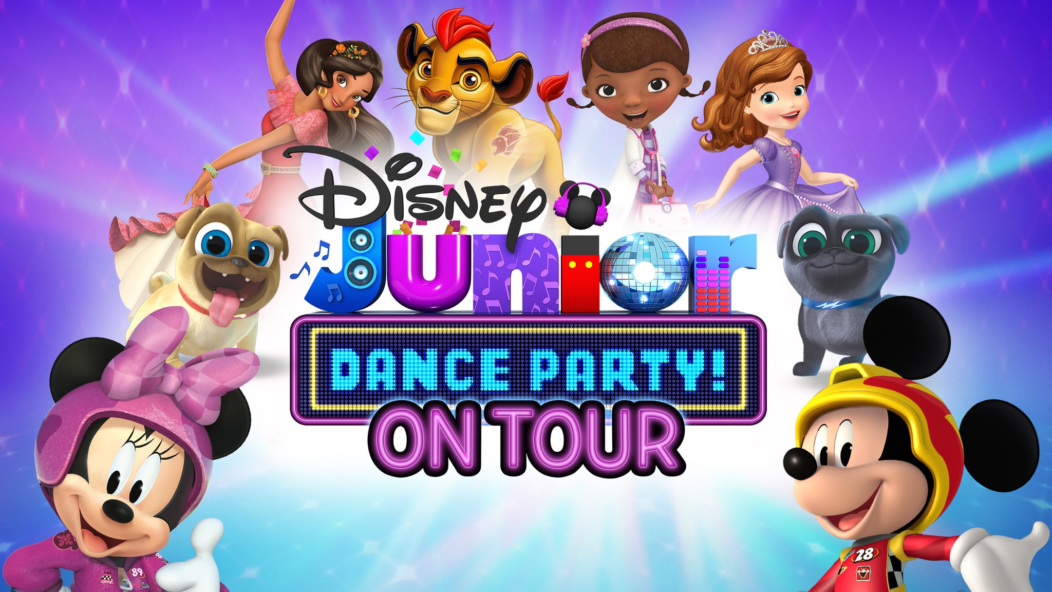Disney Junior Dance Party On Tour at F.M. Kirby Center