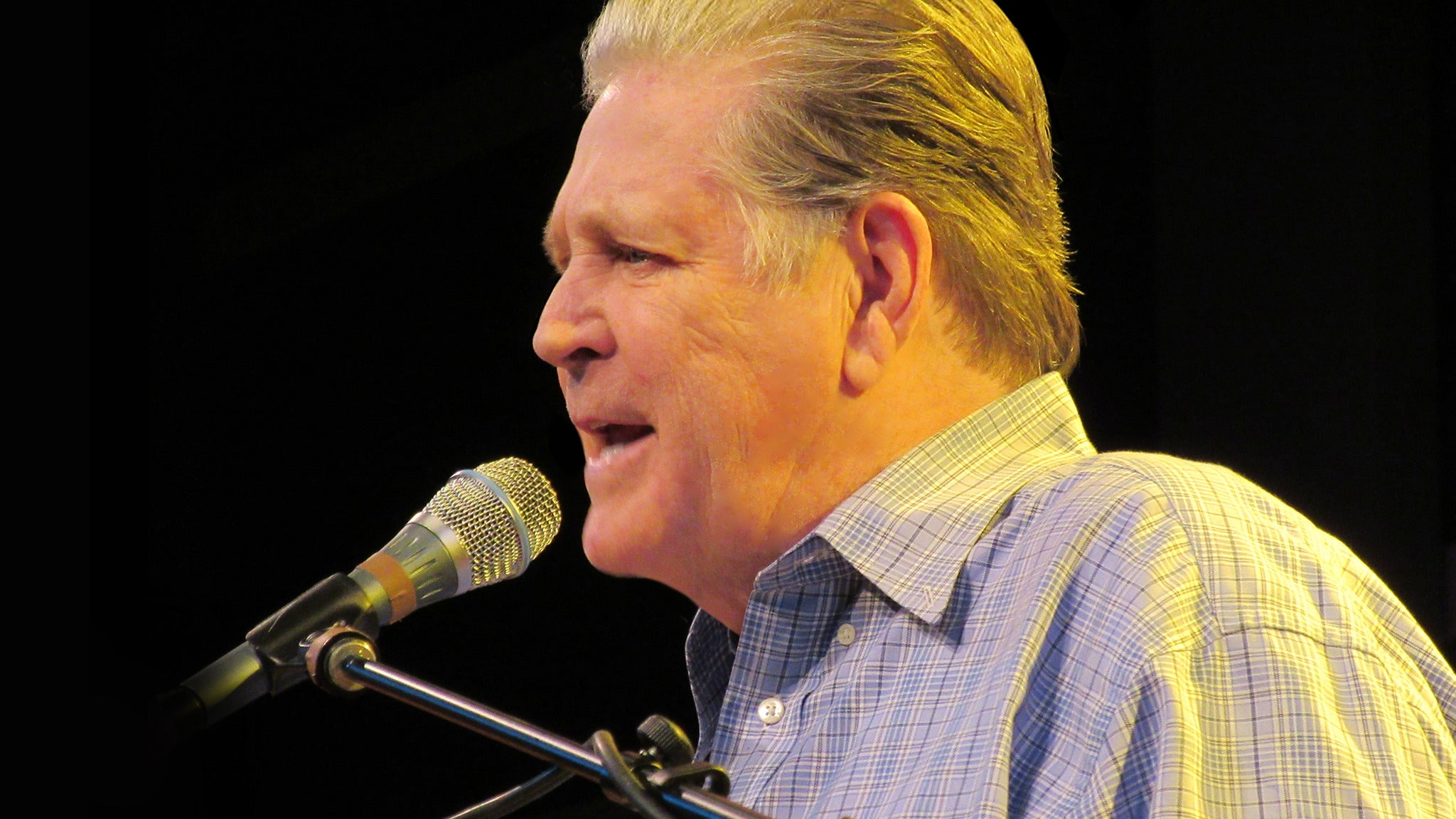 Brian Wilson at Morris Performing Arts Center