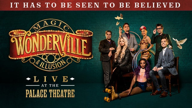 Hotels near Wonderville Magic & Illusion Events