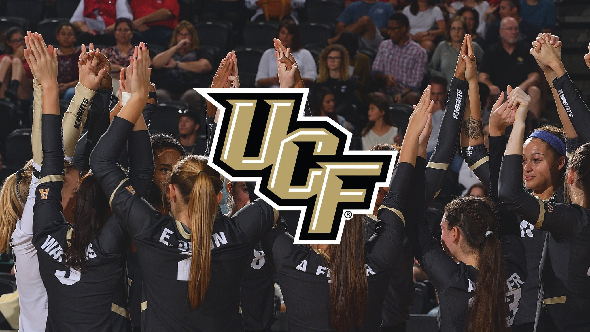 UCF Knights Volleyball vs. SMU Mustangs Womens Volleyball