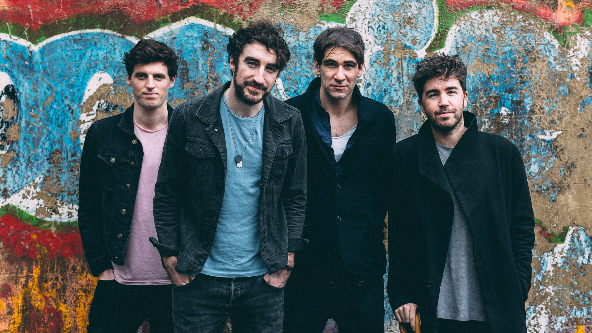 The Coronas - North American Tour with Special Guest Mark Dignam + Nat
