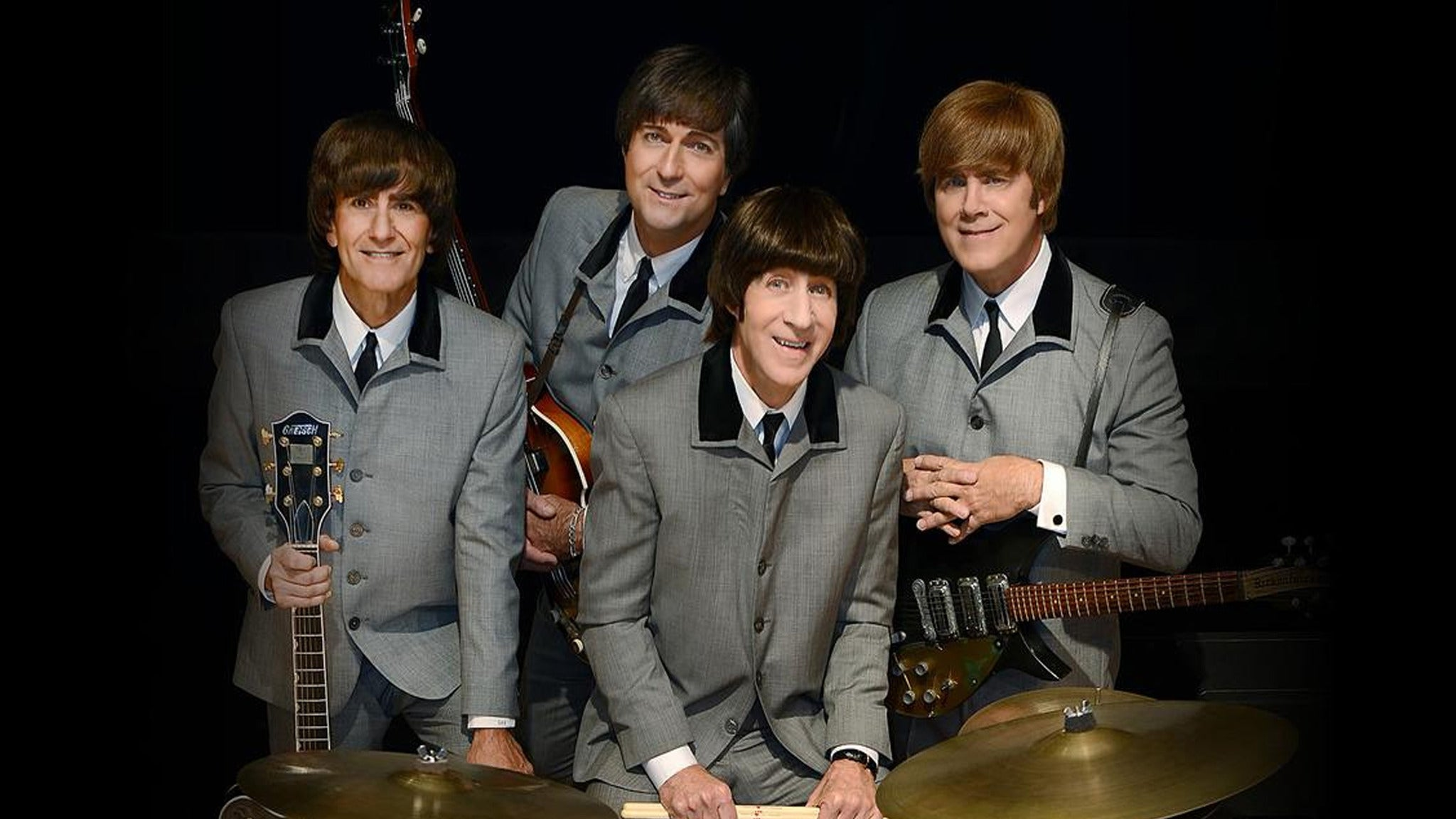 1964 The Beatles- A Tribute at Blue Ocean Music Hall