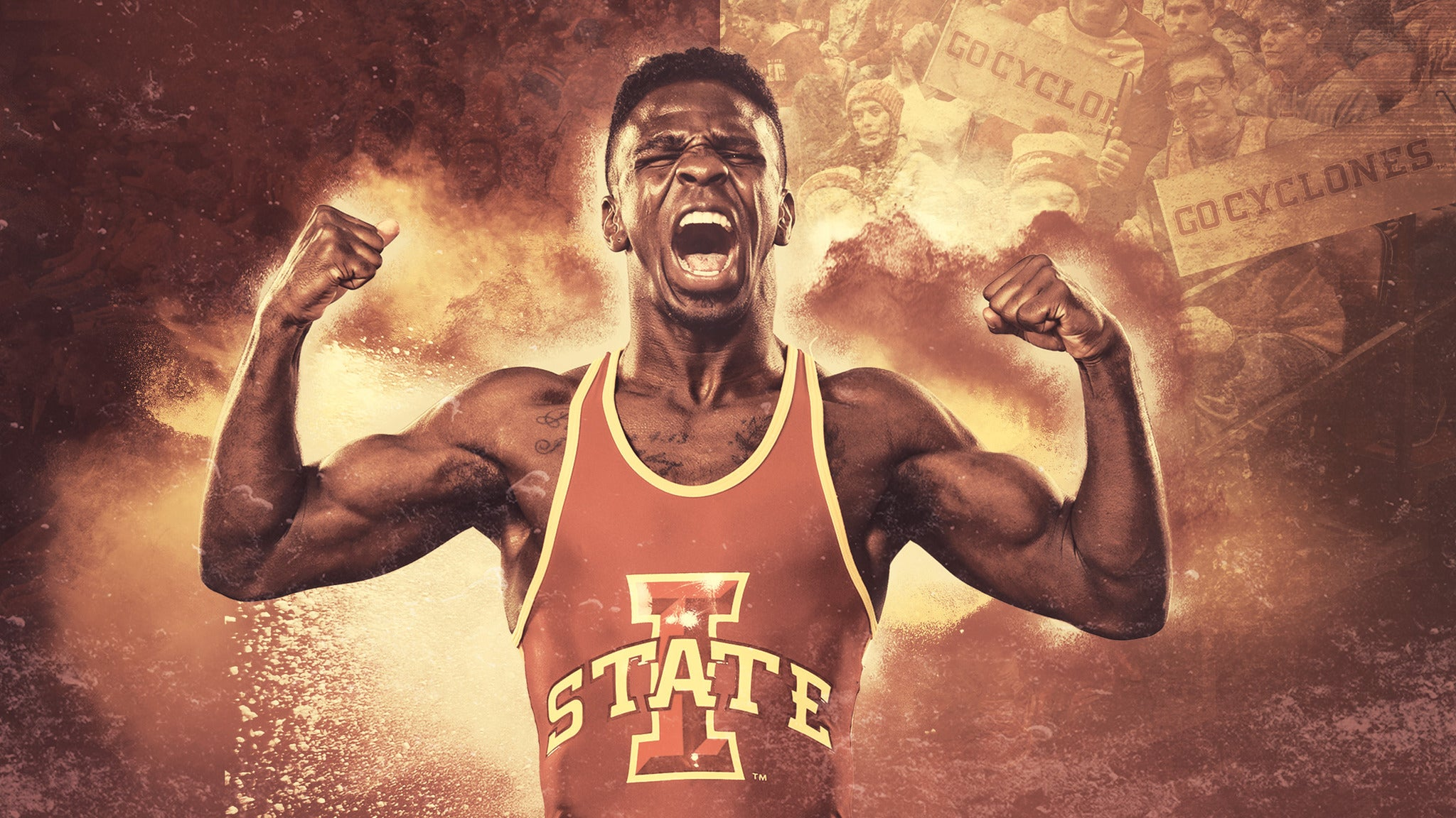 Iowa State Cyclones Wrestling and Gymnastics v. Oklahoma