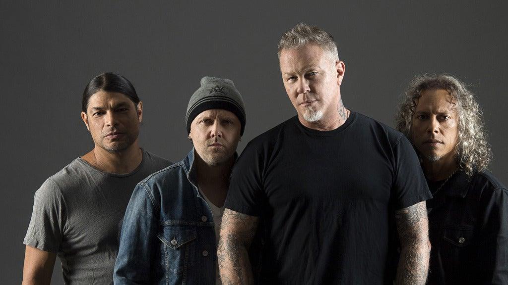 Hotels near Metallica Events