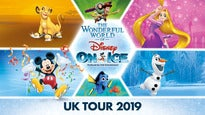 The Wonderful World of Disney On Ice Seating Plan Liverpool Echo Arena