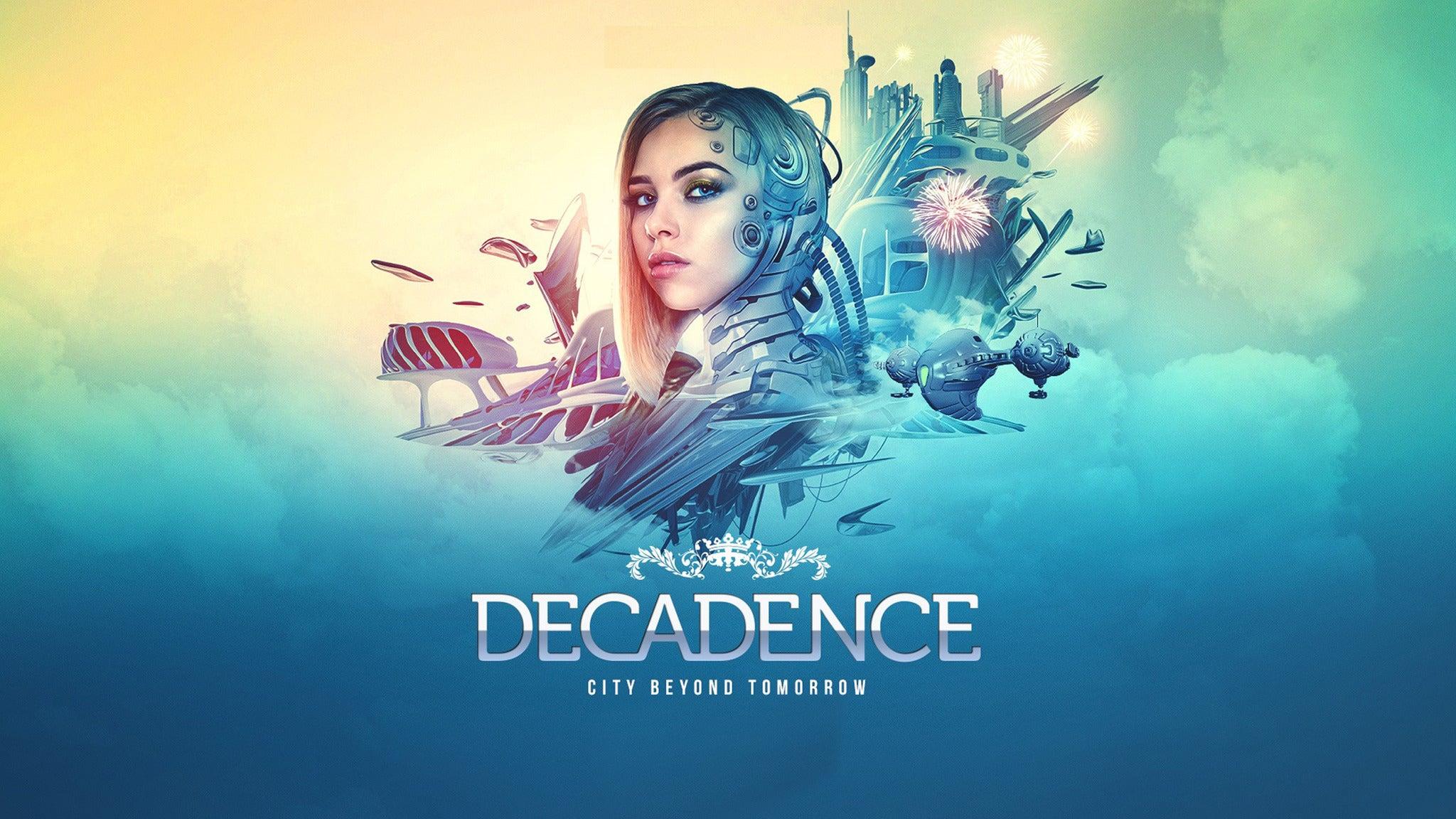 Decadence 2017 at Colorado Convention Center - Denver, CO 80202