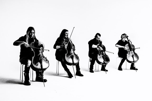 Apocalyptica tickets (Copyright © Ticketmaster)