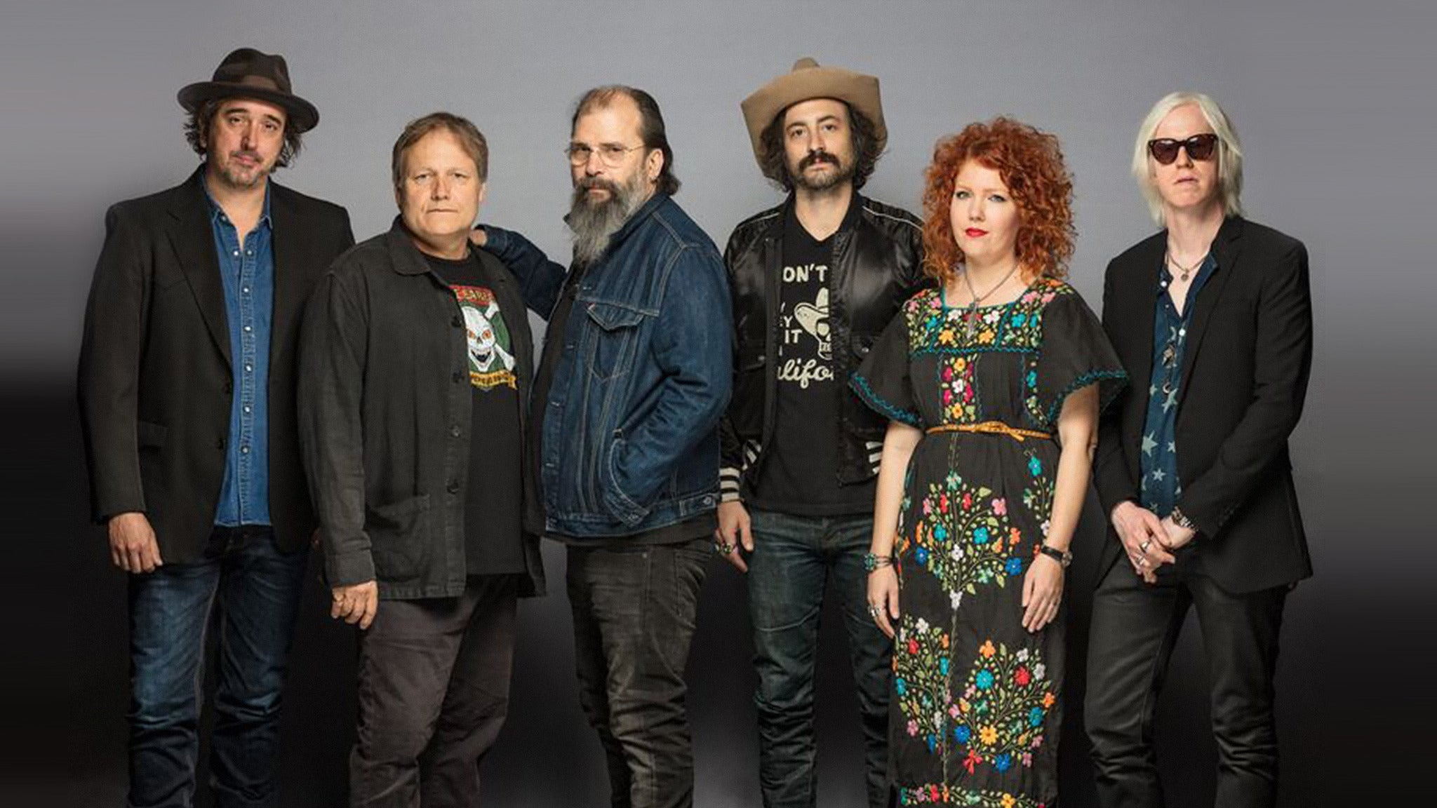 Steve Earle & the Dukes at Paramount Theatre