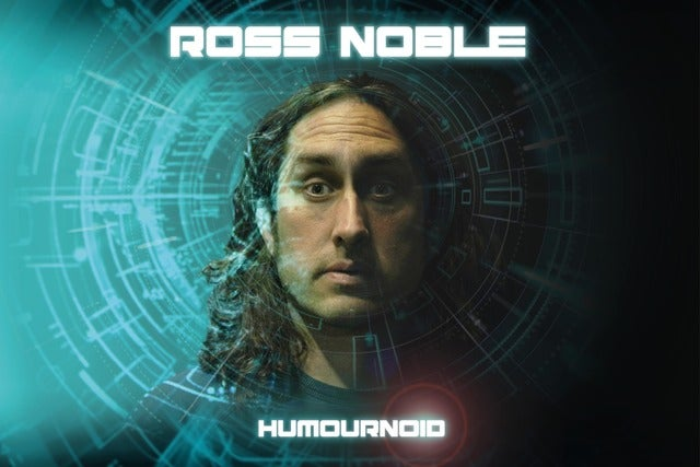 Ross Noble: Humournoid Seating Plan Sheffield City Hall and Memorial Hall