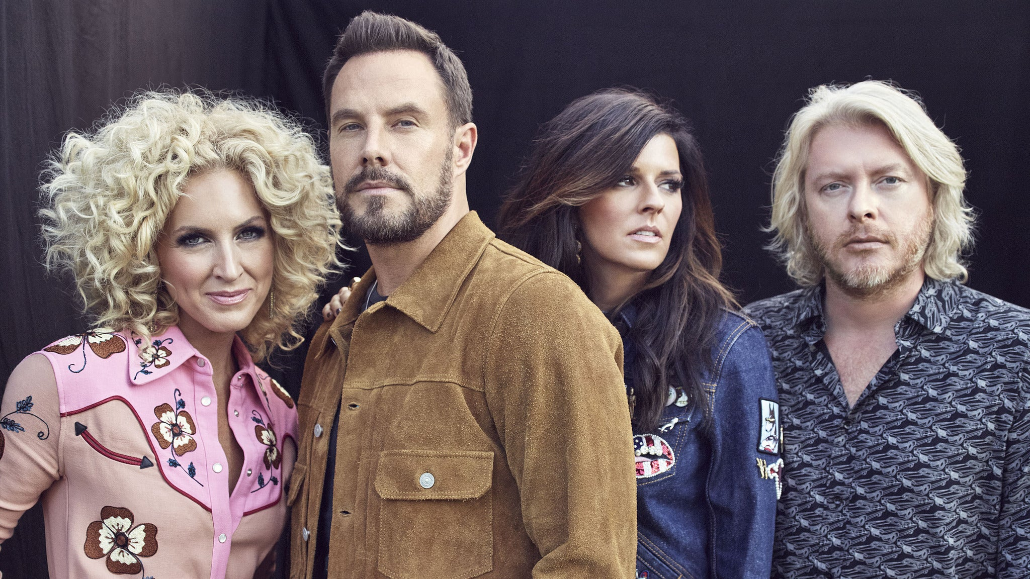 Club Seating - Little Big Town at Paramount Theatre - Denver, CO 80202