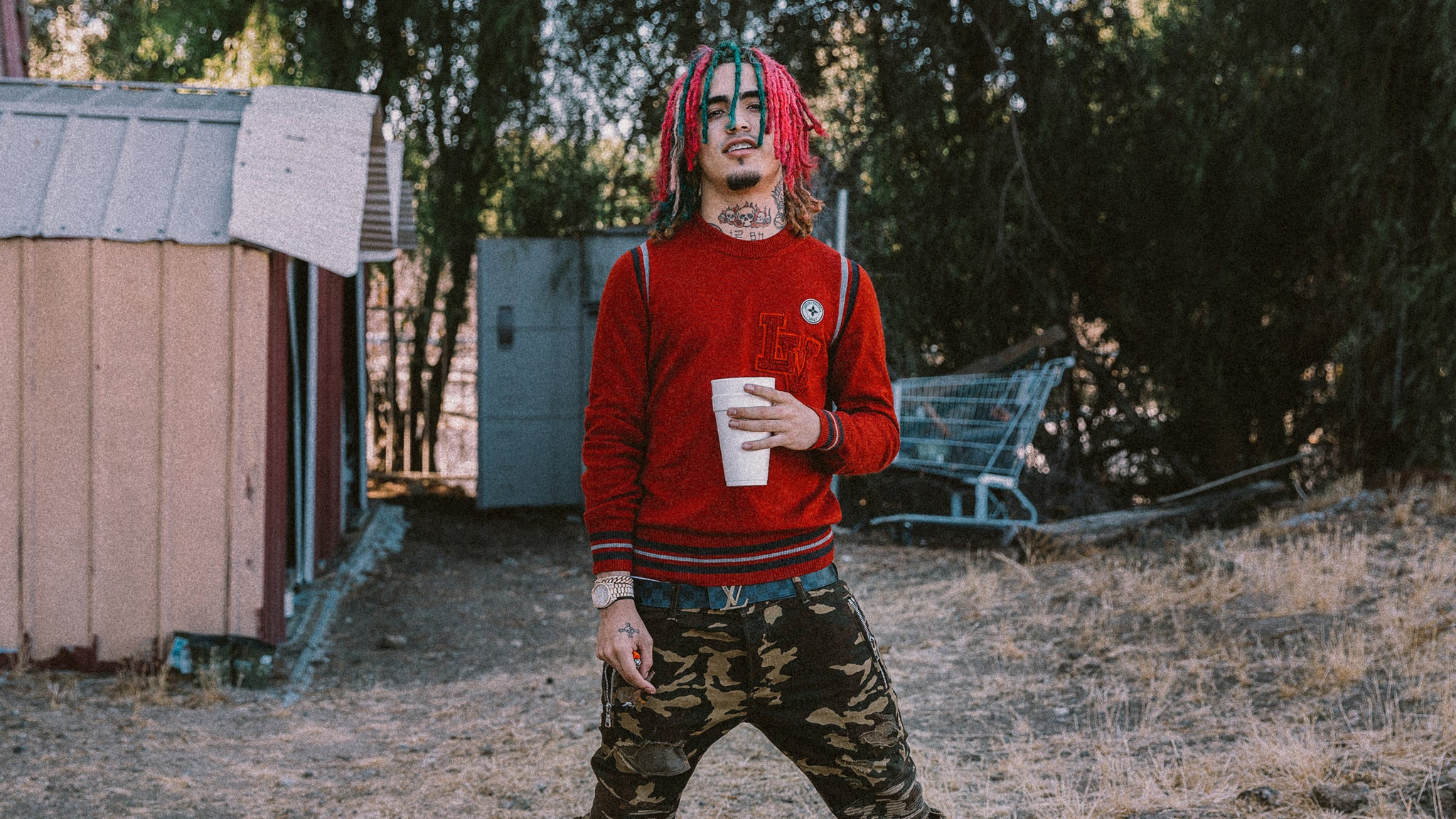 Lil Pump at The Dome at Toyota Presents Oakdale Theatre