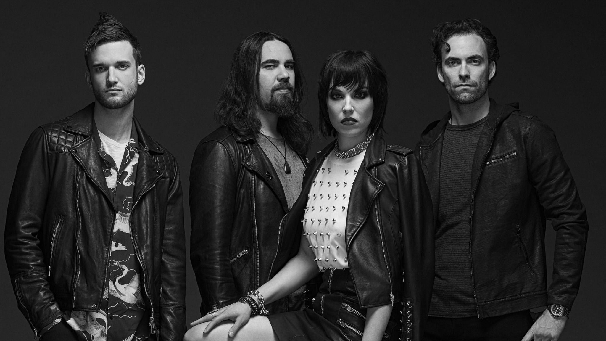 Halestorm + In This Moment with Special Guests New Years Day
