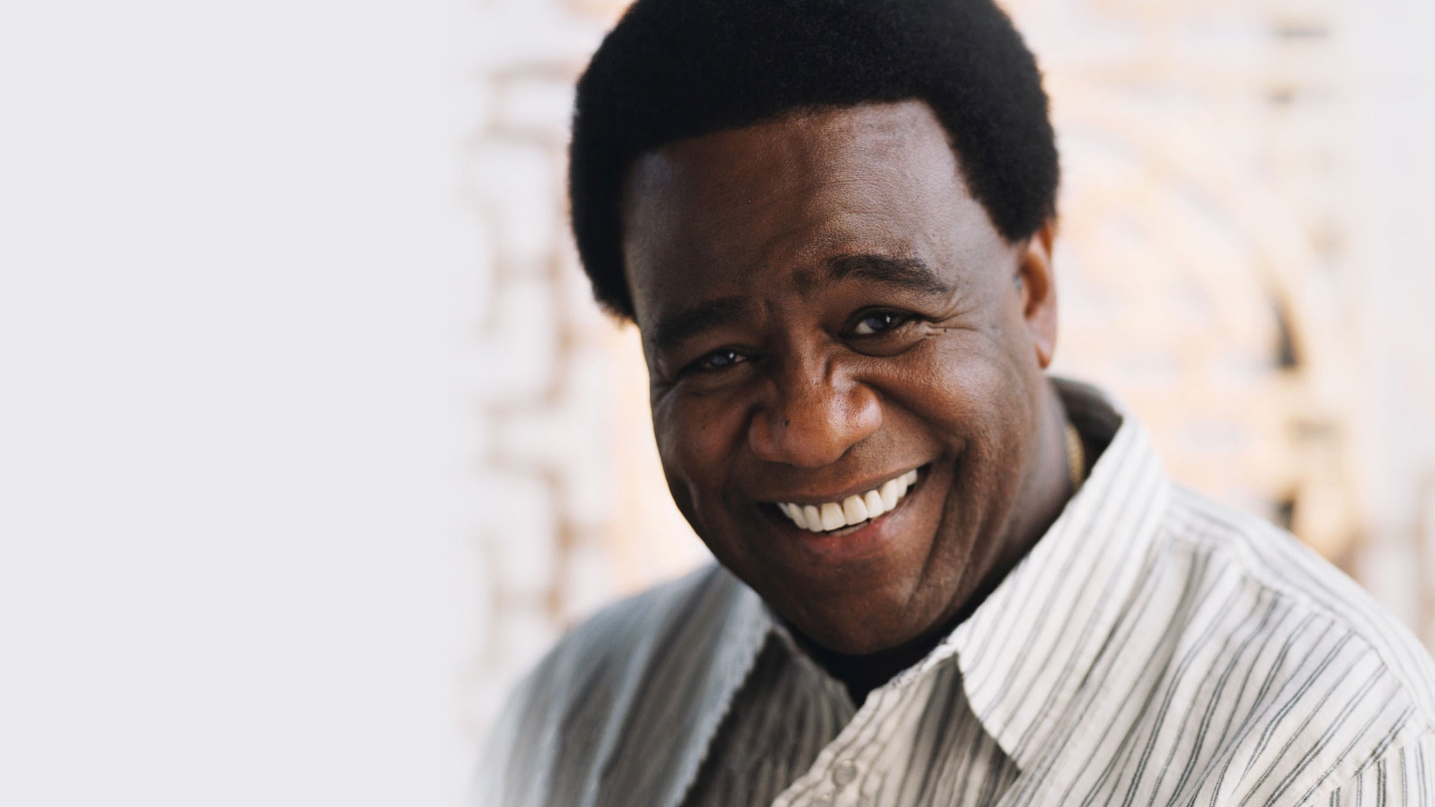 Al Green at The Pavilion at Toyota Music Factory