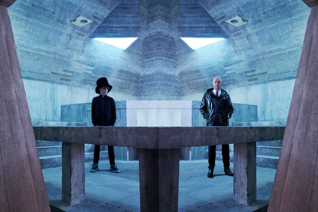 Pet Shop Boys & New Order -The Unity Tour