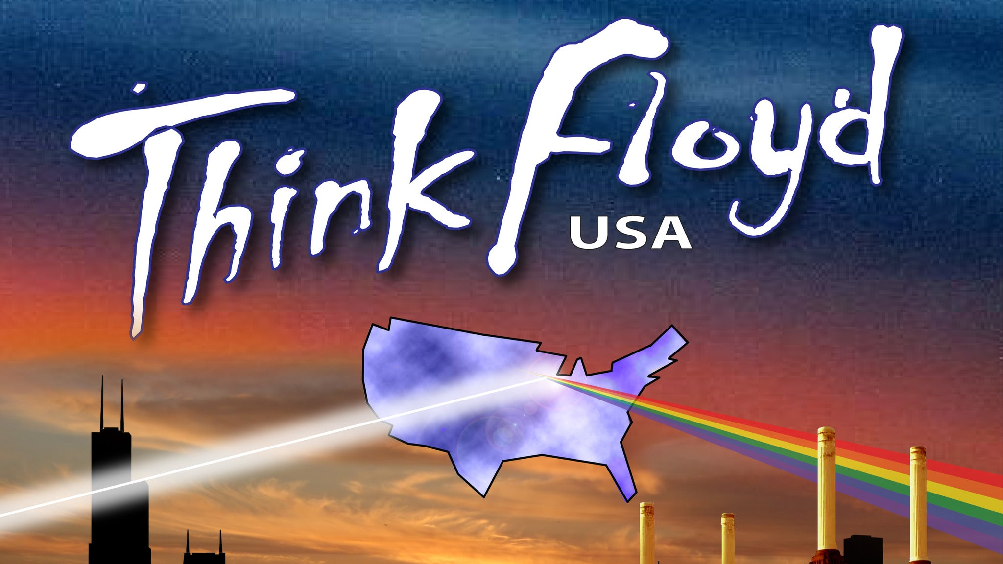 Think Floyd tickets (Copyright © Ticketmaster)