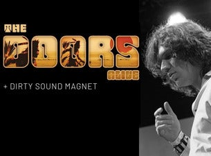 The Doors Alive, Dirty Sound Magnet, 2021-04-24, Варшава