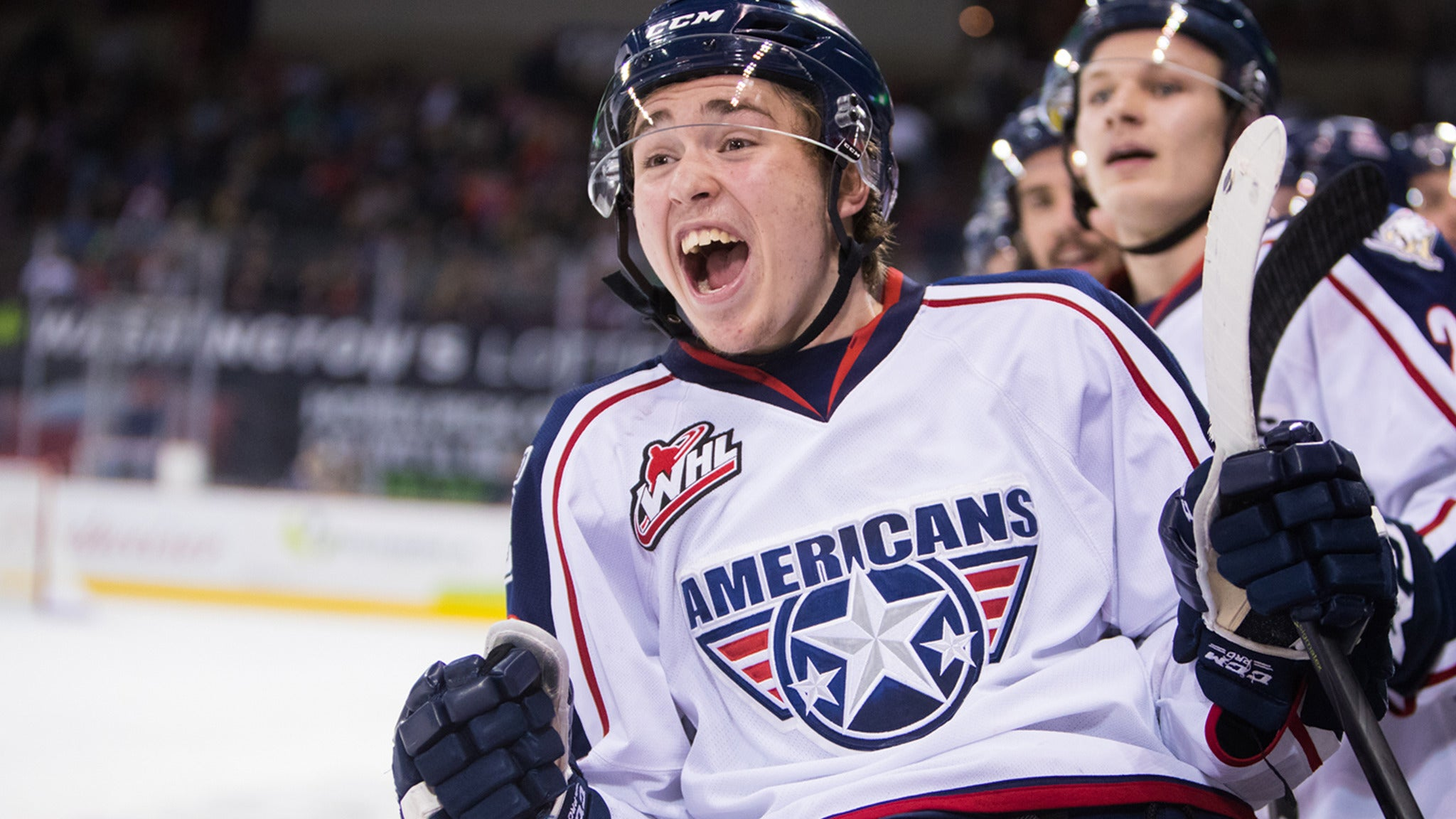 Tri-City Americans vs. Seattle Thunderbirds