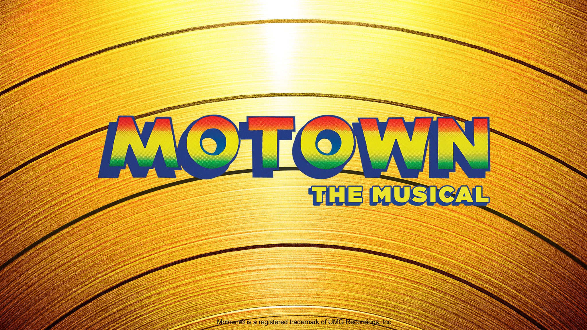 Motown the Musical (Touring) at Hollywood Pantages Theatre - Los Angeles, CA 90028