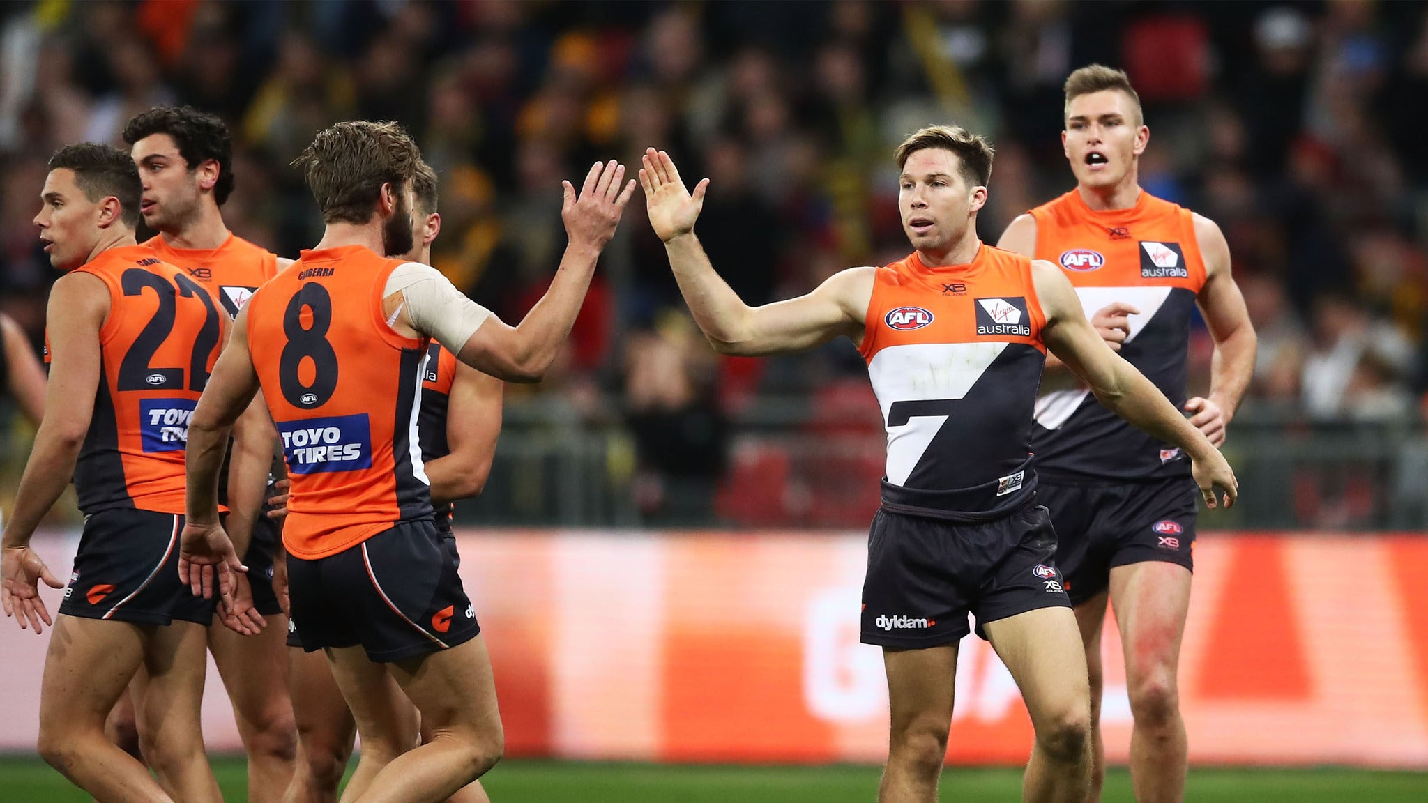 GWS GIANTS v Western Bulldogs - Premium Experience
