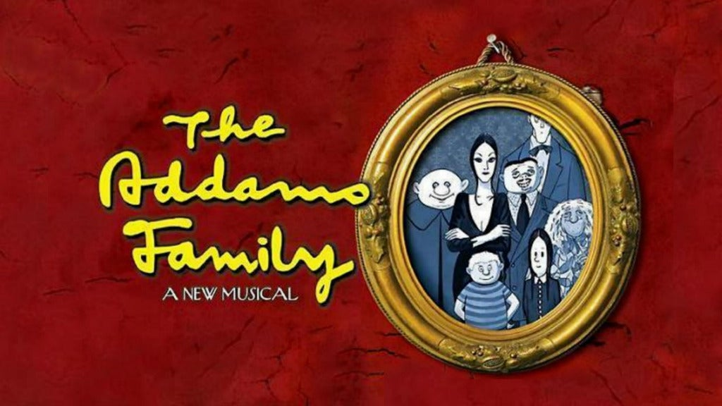 Hotels near The Addams Family Events