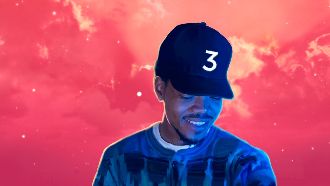 Chance the Rapper at Neal S Blaisdell Arena