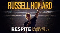 Russell Howard - Respite SSE Arena Wembley Seating Plan