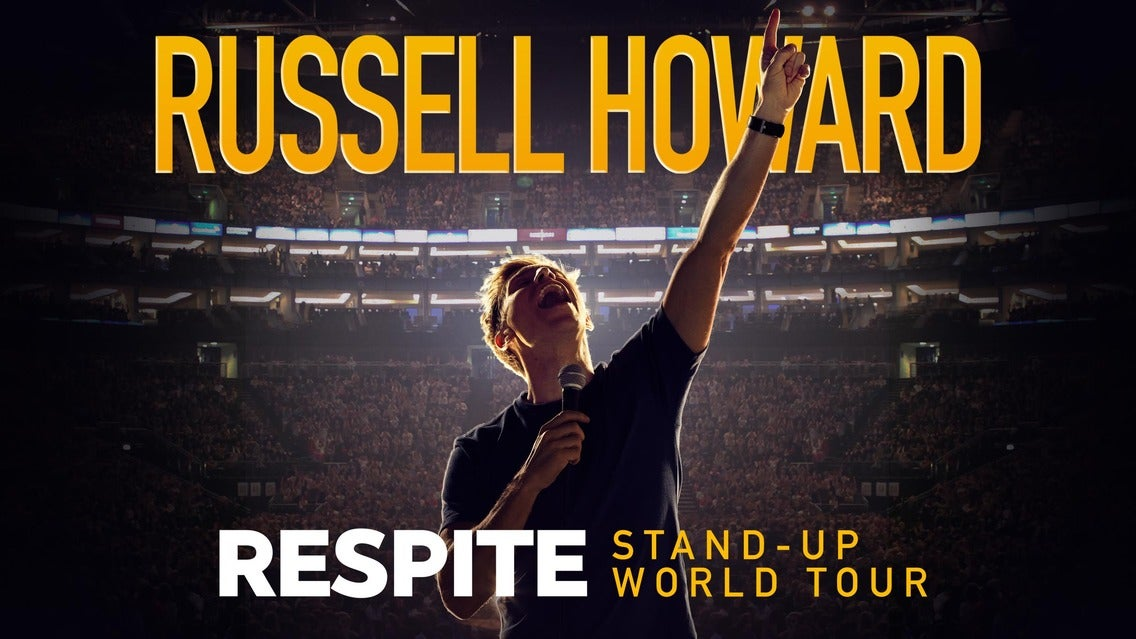 Russell Howard - Respite Liverpool Echo Arena Seating Plan
