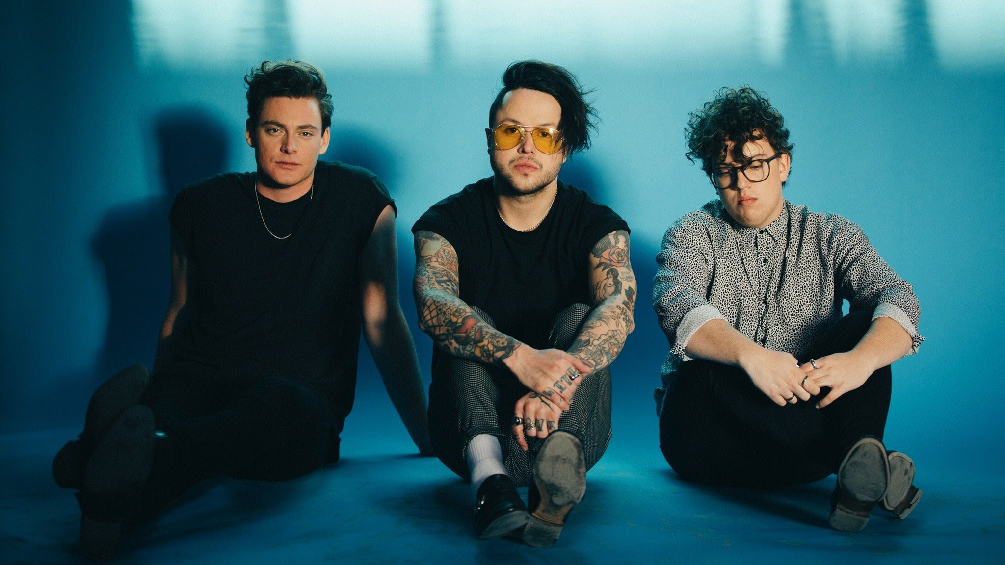 OTW Presents: lovelytheband - the finding it hard to smile tour