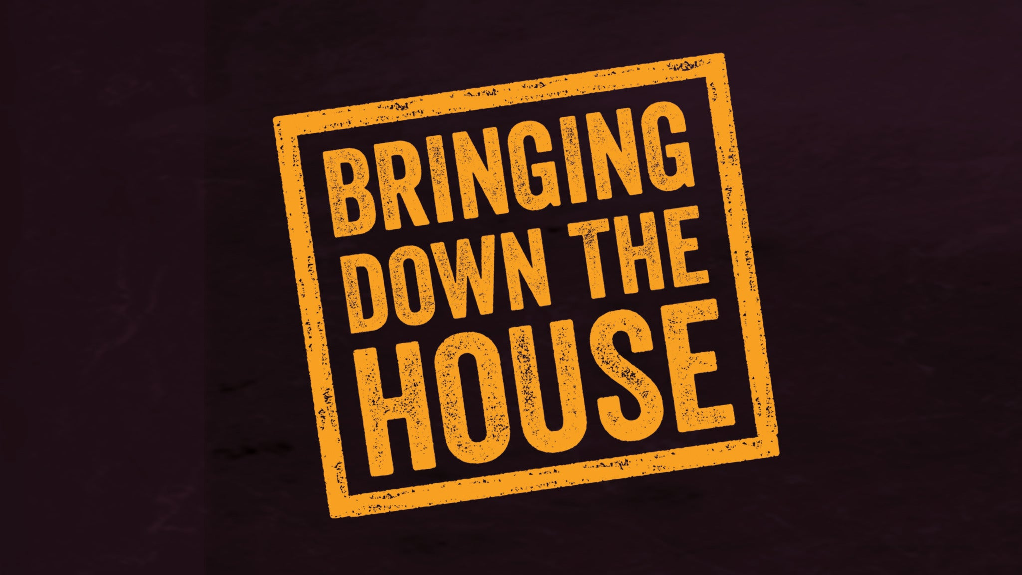 Bringing Down the House - 2017 Live Showcase