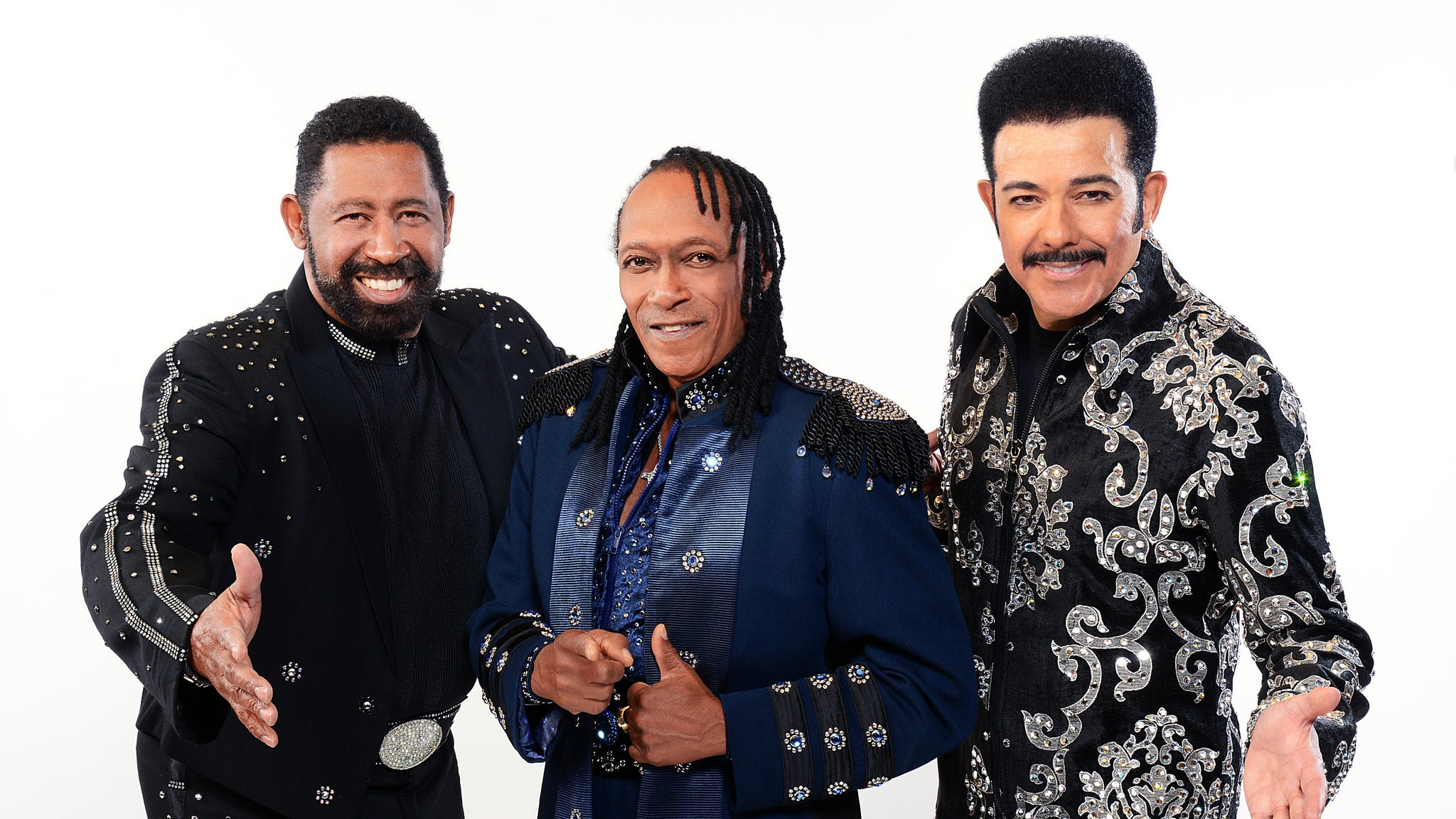 The Commodores at The Bowl at Sugar Hill