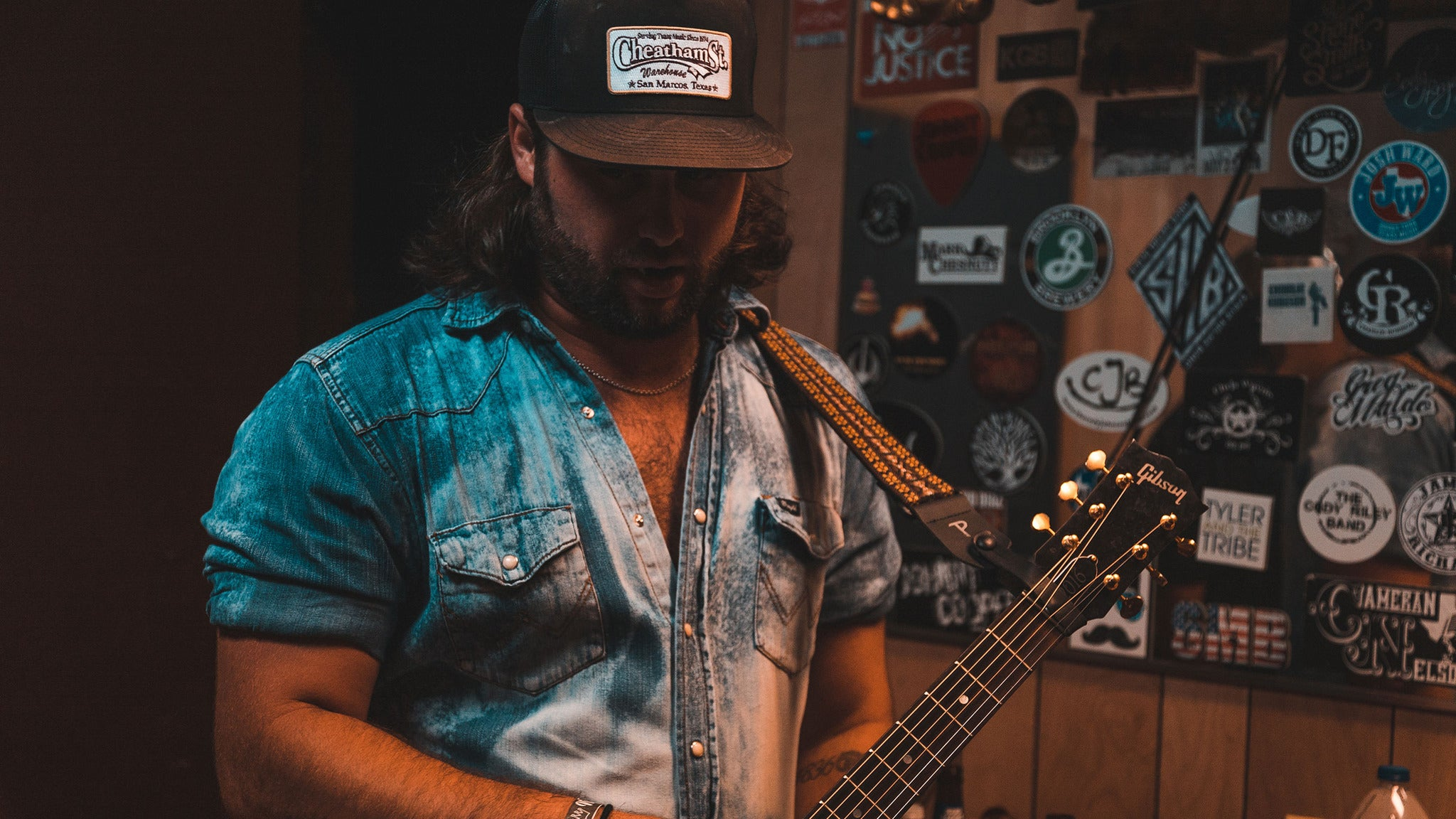 Koe Wetzel, Dalton Wayne & The Warmadillos
