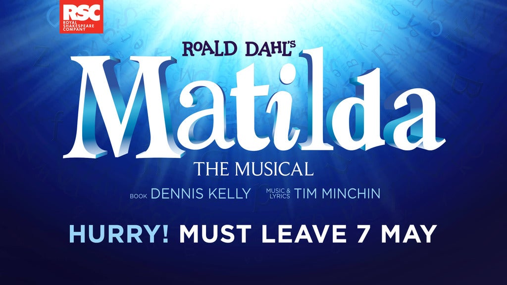 Hotels near Matilda the Musical Events
