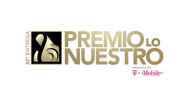 Premio Lo Nuestro presented by T-Mobile