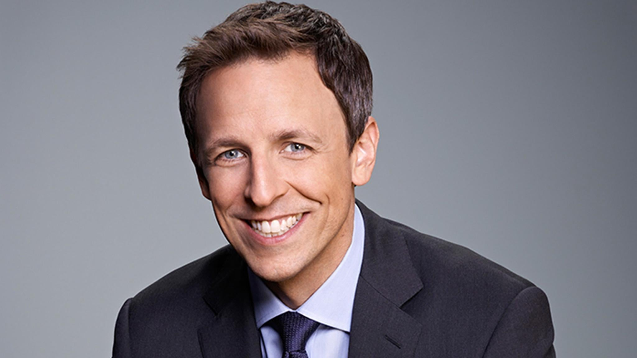 Seth Meyers at Pantages Theatre