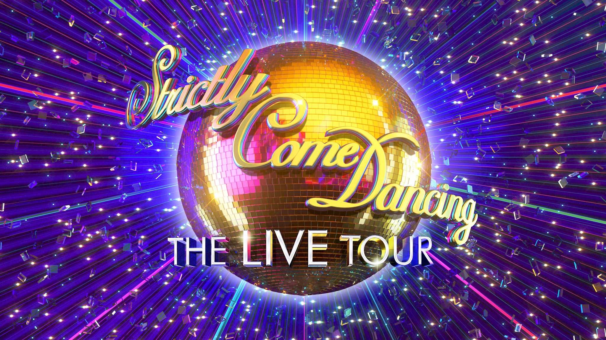 Strictly Come Dancing - the Live Tour 3Arena Seating Plan