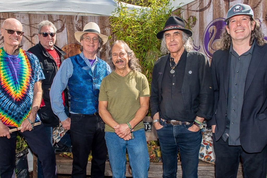 Moonalice Ft. Roger McNamee, John Molo, Pete Sears, Barry Sless + More