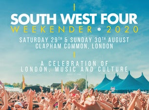 South West Four - Sunday Vip tickets (Copyright © Ticketmaster)