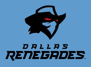 Dallas Renegades vs. Los Angeles Wildcats
