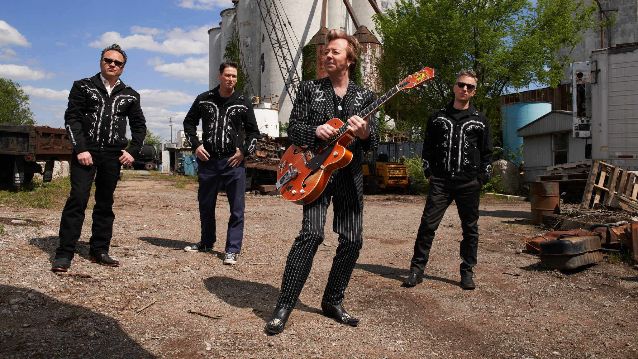 Brian Setzer's Rockabilly Riot at Isleta Casino and Resort