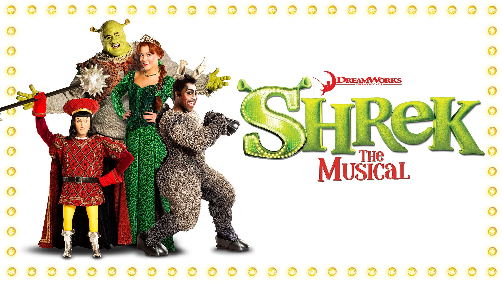 5 Star Theatricals presents Shrek: The Musical