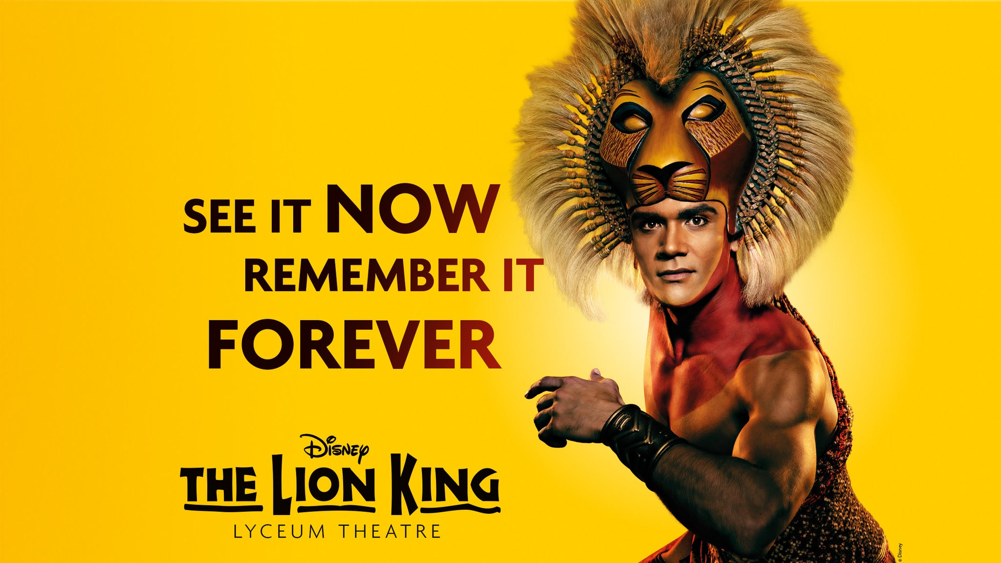 The Lion King Event Title Pic