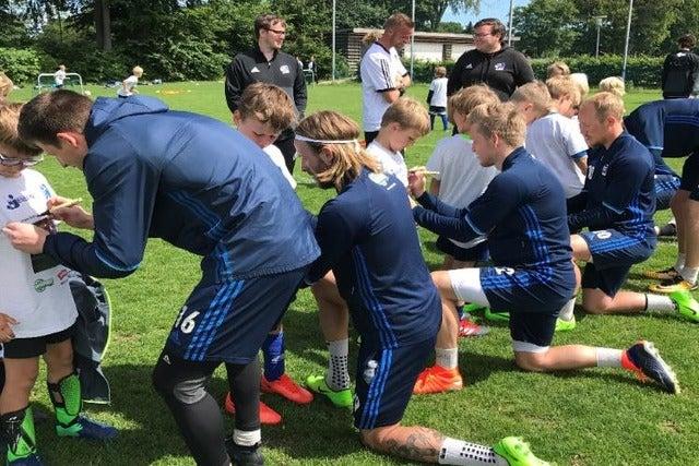 Lyngby Fodboldskoler