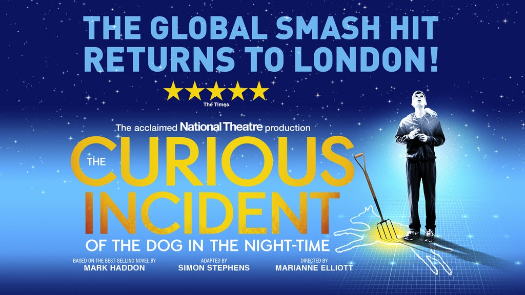 Hotels near The Curious Incident of the Dog In the Night-Time Events