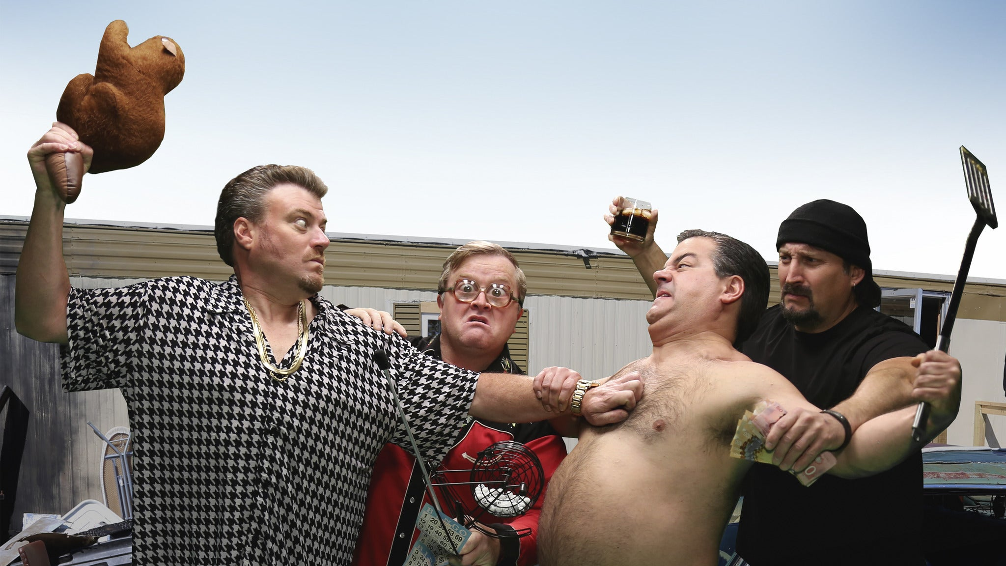 Trailer Park Boys at Paramount Theatre-Oakland