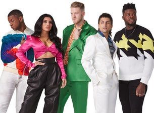 Pentatonix - The World Tour, 2021-06-01, Amsterdam